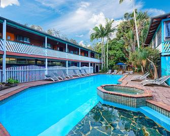 Arts Factory Lodge - Byron Bay - Pool
