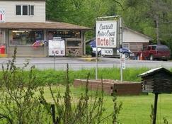 Catskill Motor Court Motel - Catskill - Vista del exterior