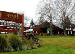 Tussock Grove Boutique Hotel - Ohakune - Rakennus
