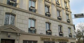 Hotel de l'Empereur - París - Edificio