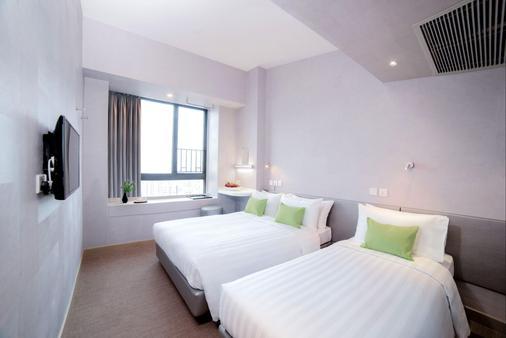 Hotel Ease Mong Kok - Hongkong - Makuuhuone