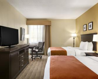 Country Inn & Suites by Radisson, Eagan, MN - Eagan - Bedroom