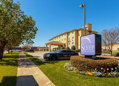 Sleep Inn & Suites Tyler South - Tyler - Building