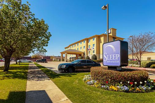 Sleep Inn & Suites Tyler South - Tyler - Building