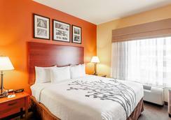 Sleep Inn & Suites Tyler South - Tyler - Bedroom
