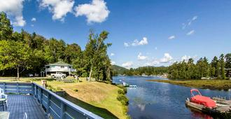 Quality Inn on Lake Placid - Lake Placid - Outdoors view