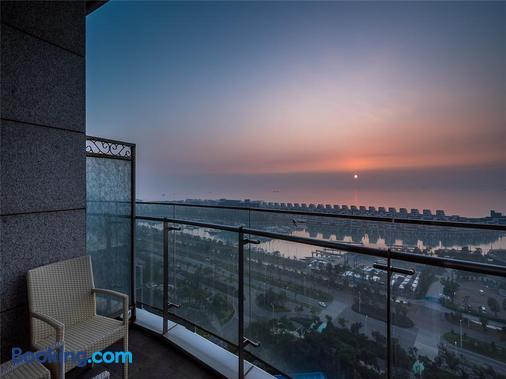 Xiamen International Conference Center Hotel - Hạ Môn - Ban công