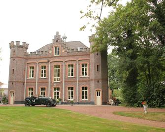 B&B Castel 't Haantje - Ruiselede - Building