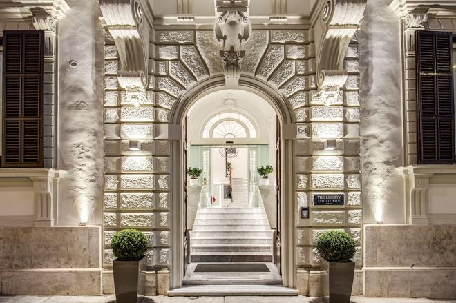 The Liberty Boutique Hotel - Rome - Building