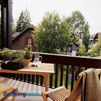 Hapimag Resort Braunlage - Braunlage - Ban công
