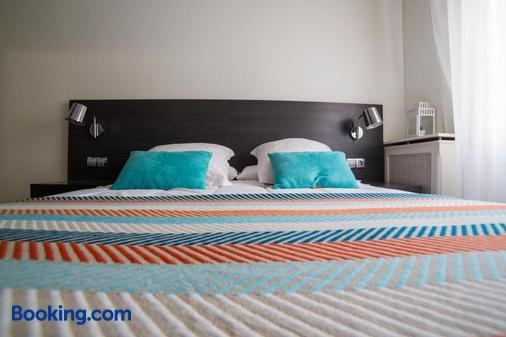 卡波市長酒店 - 聖塔坦德 - 桑坦德 - 臥室