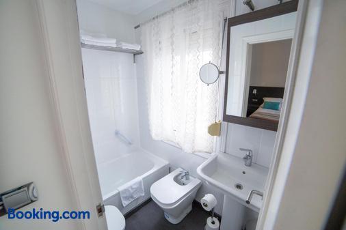 卡波市長酒店 - 聖塔坦德 - 桑坦德 - 浴室