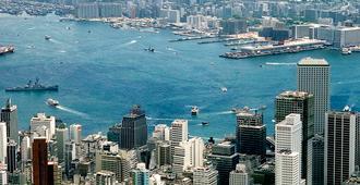 宜必思香港北角酒店 - 香港 - 室外景