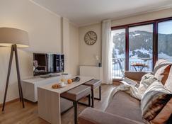 Pierre & Vacances Andorra Bordes D'envalira - Bordes d'Envalira - Oturma odası