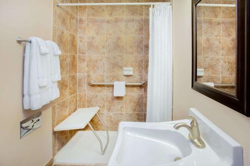 芝加哥西北紹姆堡酒店暨會議中心 - 紹姆堡 - 紹姆堡 - 浴室