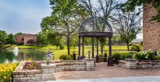 Wyndham Garden Schaumburg Chicago Northwest - Schaumburg - Utsikt