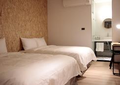 Light Hostel Kaohsiung - Kaohsiung - Schlafzimmer