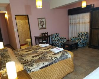 Hotel Portal Del Sol - San Ignacio - Bedroom