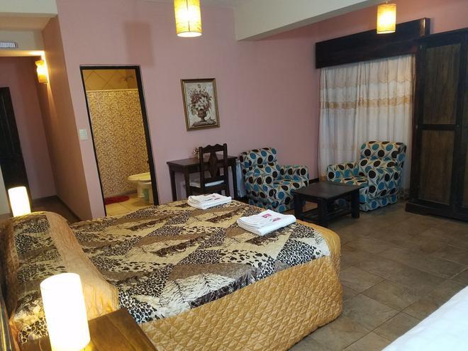 Hotel Portal Del Sol - San Ignacio - Habitación