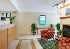 Quality Inn - Newark - Lobby