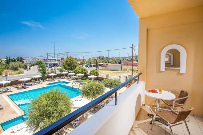 Mon Repos Hotel - Faliraki - Balkon