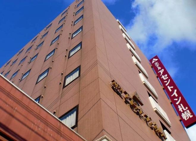 Ascent Inn Sapporo - Sapporo - Building