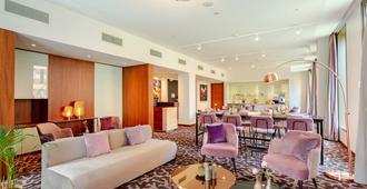 Crowne Plaza Amsterdam - South - Amsterdam - Lounge