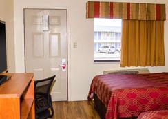 Econo Lodge East - Albuquerque - Makuuhuone
