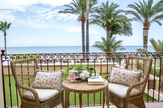 Hotel Los Ángeles - Denia - Balcony