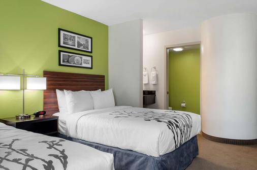Sleep Inn South - Baton Rouge - Bedroom