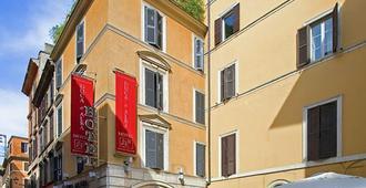 Hotel Duca d'Alba - Roma - Bygning
