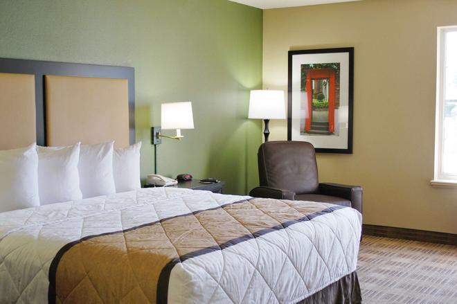 芝加哥紹姆堡會展中心美國長住酒店 - 紹姆堡 - 紹姆 - 臥室
