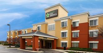 Extended Stay America - Chicago - Schaumburg - Convention Center - Шаумбург - Здание