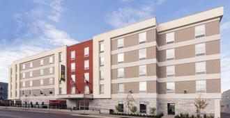 Home2 Suites by Hilton Louisville Downtown NuLu - Louisville - Building