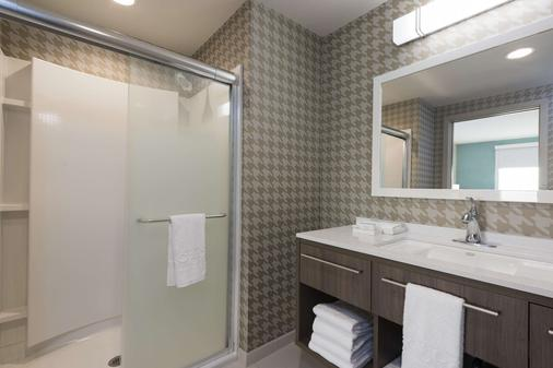 Home2 Suites by Hilton Louisville Downtown NuLu - Louisville - Kylpyhuone