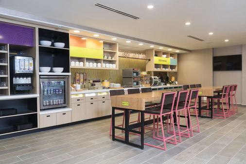 Home2 Suites by Hilton Louisville Downtown NuLu - Louisville - Baari