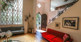 Casa Comtesse - Mexico City - Living room