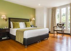 Hotel Le Manoir Bogota - Bogotá - Schlafzimmer