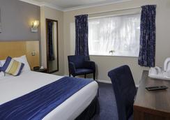 Best Western Gatwick Skylane Hotel - Horley - Makuuhuone