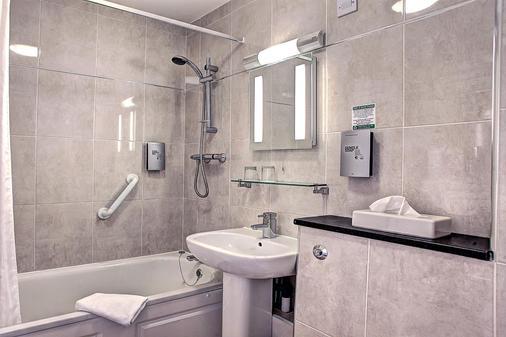 Best Western Gatwick Skylane Hotel - Horley - Kylpyhuone
