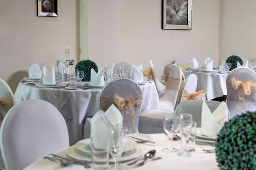 Best Western Gatwick Skylane Hotel - Horley - Juhlasali