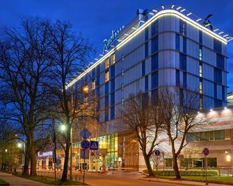 Radisson Blu Hotel, Kaliningrad - Калінінград - Будівля