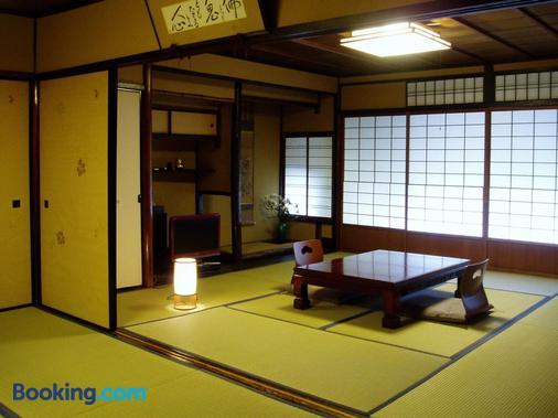 Inn Kawashima - Kyoto - Dining room