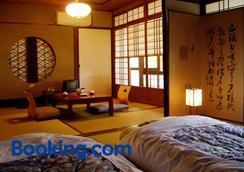 Inn Kawashima - Kyoto - Bedroom