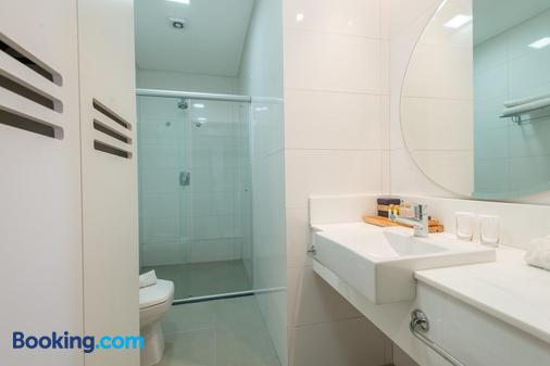 Hotel Gran Odara - Cuiabá - Bathroom