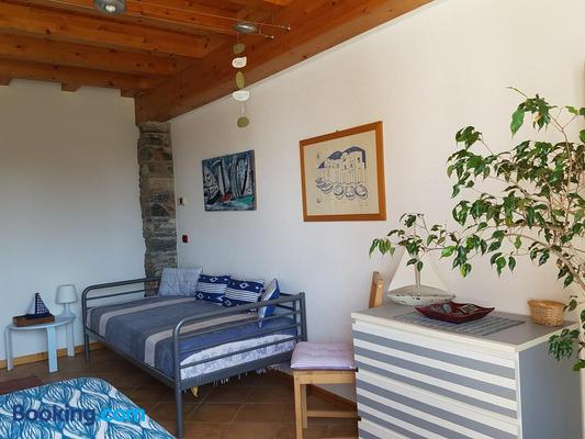 B&B La Ca De La Fra - Gravedona - Bedroom