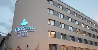 Crystal Hotel - St. Moritz - Building