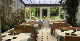 The Cottage Inn Hotel - Alnwick - Nhà hàng