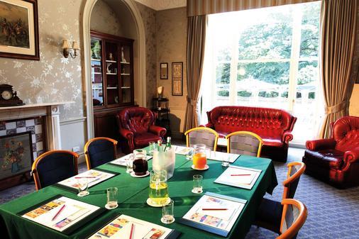 Best Western Hotel De Havelet - Saint Peter Port - Speisesaal