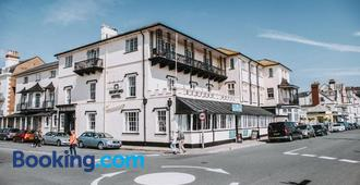 The Bedford Hotel - Sidmouth - Bâtiment